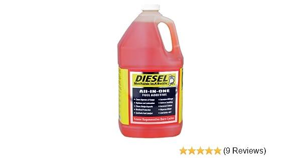 Amazon.com: B3C Fuel Solutions 3-128-1 Diesel Mechanic in A Bottle Gallon Jug: Automotive