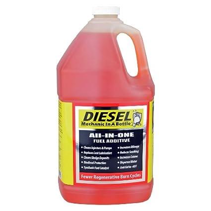 B3C Fuel Solutions 3-128-1 Diesel Mechanic in A Bottle Gallon Jug