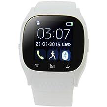 Original Reloj Inteligente M26S Bluetooth Smart Watches Sync Phone Call for iPhone Nokia Samsung HTC LG