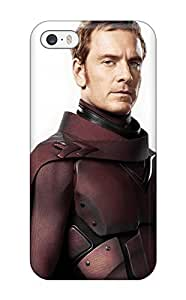 Andrew Cardin's Shop Tpu Shockproof Scratcheproof Magneto Young Pictures In X-men 2014 Hard Case Cover For Iphone 5/5s