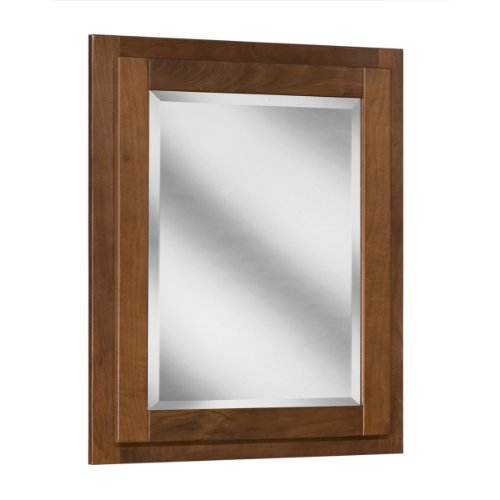 Coastal Collection GTC-2430 Georgetown Series Black Walnut with Chestnut Finish Medicine Cabinet, 24-Inch (Dark Wood Framed Mirror compare prices)
