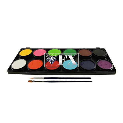 Diamond FX 12 Color Palette - Regular (10 gm) -