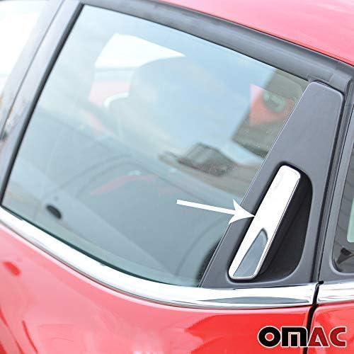 Edelstahl Chrom Türgriff Blenden Türgriffkappen Für Clio Iv 4 Ab 2012 Auto
