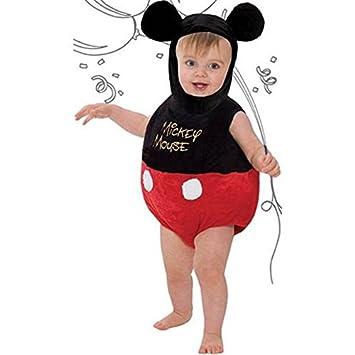 Poco Mickey Mouse lindo de lujo del traje del vestido 3-6 ...