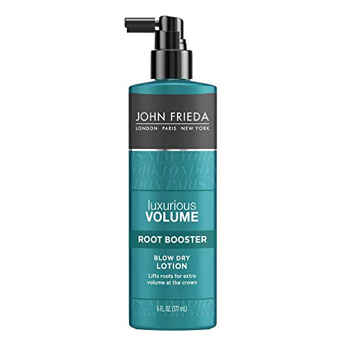 John Frieda Luxurious Volume Root Booster Blow Dry Lotion, 6 Ounces