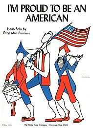 I'm Proud to Be an American (Proud To Be An American Sheet Music)