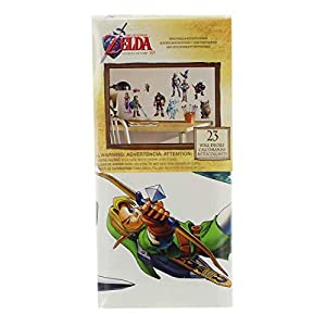 RoomMates Zelda: Ocarina Of Time 3D Peel And Stick Wall Decals