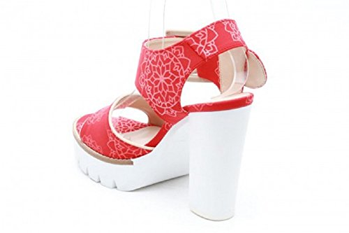 DESIGUAL Shoe Sandali Donna Santa Monica 2