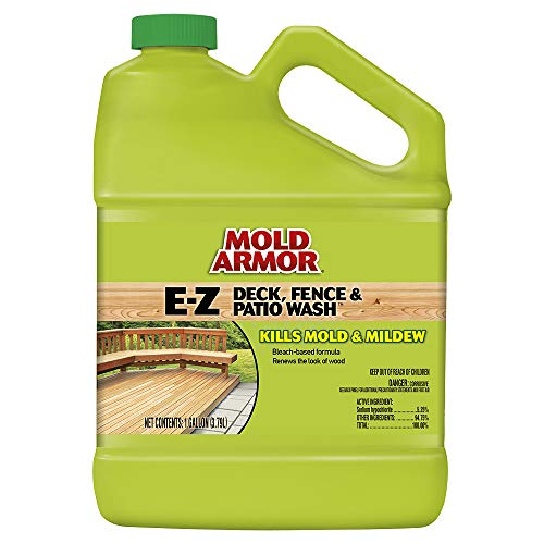 Mold Armor FG505 Deck and Fence Wash, 1-Gallon ()