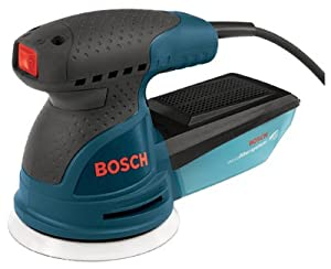 "Robert Bosch Tool Group Ros20vsk 5"" Orbit Palm Sander Reciprocating Saw from Robert Bosch Tool Group"