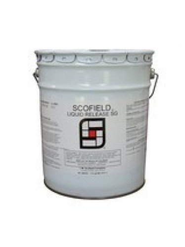 L.M. Scofield - Lithotex Liquid Release - Stamp Tool Release Solvent - 5 Gallon Pail