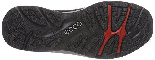 Ecco ECCO LIGHT IV LADIES - Zapatillas De Deporte Para Exterior de material sintético mujer Gris (BLACK/MOLE-BLACK51527)