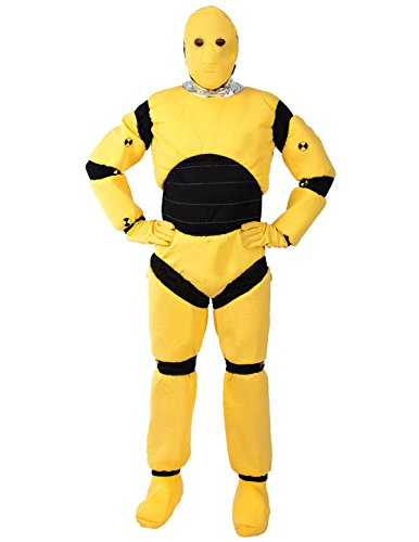 Crash Test Dummy Costume -