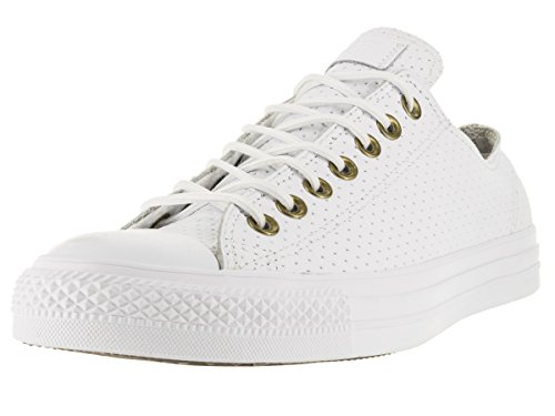 Converse Unisex Chuck Taylor All star Ox White/Biscui Bas...
