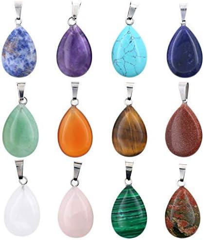 Blue Lapis Lazuli Focal Pendant Teardrop Natural Lapis Lazuli Pendant Wholesale Gemstone Pendants Teardrop Gemstone Pendant