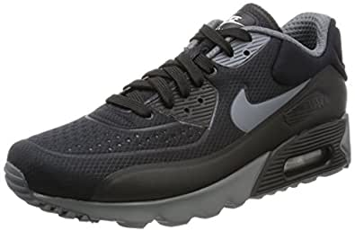 Image Unavailable. Image not available for. Color: Nike Men\u0027s Air Max 90  Ultra SE Black/Dark Grey/Black/White Running