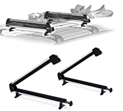 Car Rack & Carrier Ski Car Rack Aluminum...