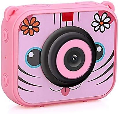 Chuangmei 5.0 Mega Pixel 1.77 inch Screen 30m Waterproof HD Digital Camera for Children Pink Color : Pink