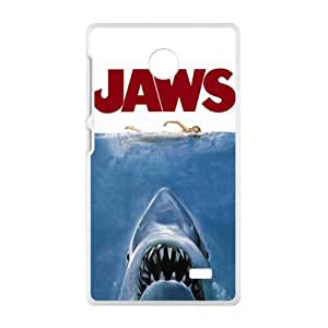 RHGGB jaws Phone Case for Nokia Lumia X