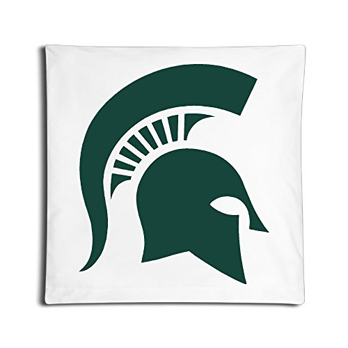 Angeles Los Mascot Costumes (EDRE Michigan State University Handled Bed Pillow)