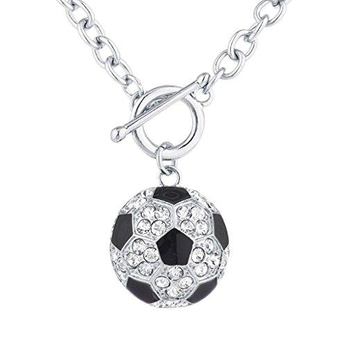 Soccer Ball Sports Charm - 9