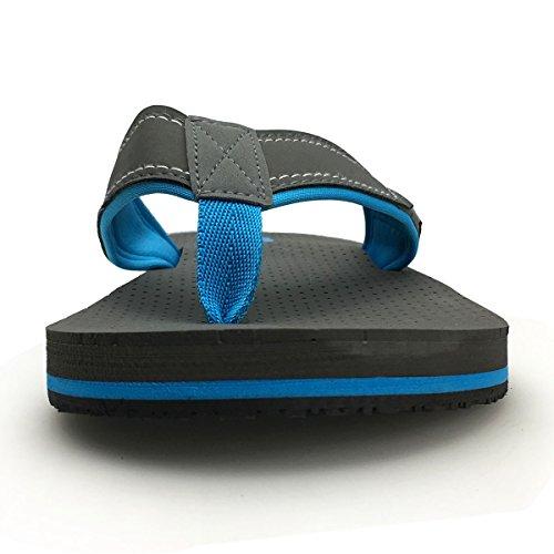 6f1bbbb87467 delicate URBANFIND Men s Summer Sandals Outdoor   Indoor Flip-Flops Beach  Shower Slippers
