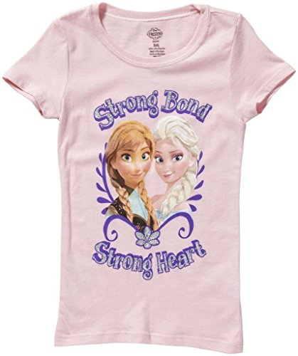 Frozen Kid's Strong Cap Sleeve Tee