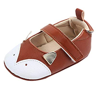 Tronet Winter Baby Shoes, Infant Baby Girls Cute Cartoon Cat Casual First Walker Toddler Shoes
