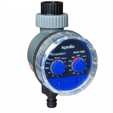 Tubing - Aqualin Smart Irrigation Timer Controller System Automatic Electronic Water - Digital Valve Wlan Battery Distribution Connection Packaging Faucet Upgraded Sprinkler Wifi - 1PCs