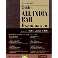 AIBE (Guide to All India Bar Examination) - Covering complete New Syllabus for Objective Type questions and answers/Latest 2018 Edn.