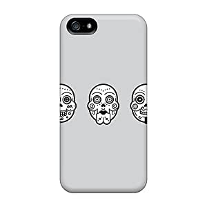 Njs43740Bvbk CalvinDoucet Awesome Compatible With For SamSung Galaxy S5 Phone Case Cover - Day Of The Dead