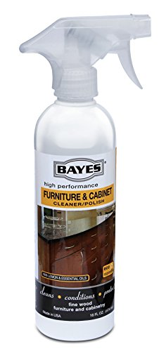 Bayes Premium Furniture Polish, 16-Ounce Bottles (Pack of 6) (Cabinet Restore compare prices)