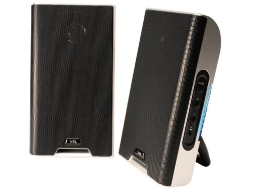 Cyber Acoustics CA-2908 Portable USB Powered Speaker System