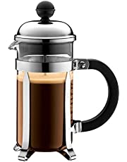 BODUM CHAMBORD 3 Cup Coffee Maker, Shiny, 350 ML