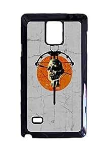 Engood Design The Walking Dead Emblem Case Durable Unique Design Hard Back Case Cover For Samsung Galaxy Note 4 New WANGJING JINDA