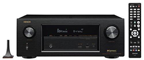Denon AVR-X2300W-R 7.2 Channel Full 4K Ultra HD AV Receiver with Bluetooth (Certified Refurbished)