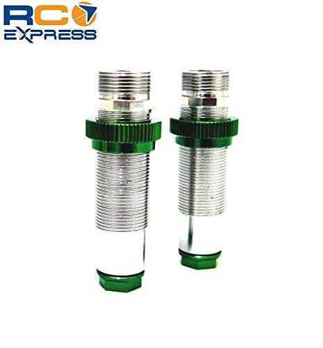 Aluminum Body Shock (Hot Racing VTH155R05 Rear Aluminum Threaded Shock Bodies: Twin Hammers)