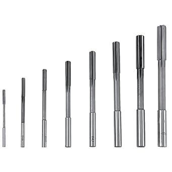 "1//4/"" Chucking Reamer HSS H8 6 Straight Flutes Machine Milling Cutter Tool"