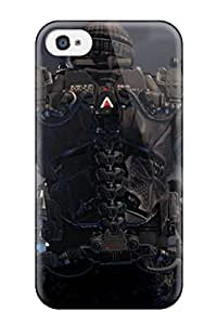 Hot Tpye Call Of Duty Advanced Warfare Case Cover For Iphone 4/4s