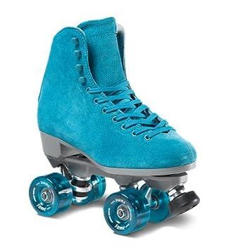 Sure-Grip Blue Boardwalk Skates Indoor
