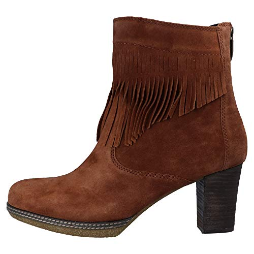 52 Gabor Boots 873 Marrone Bootees Donne qROwffE