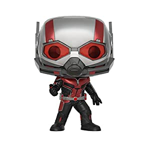 41FLi1YAqSL. SS300 Funko Pop Marvel: Ant-Man & The Wasp - Ant-Man (Styles May Vary),Multicolor