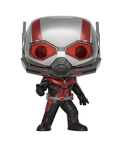 Funko Pop Bobble Marvel The Wasp Ant-Man w/Chase, Multicolor (30724), Modelos Surtidos