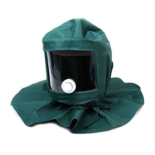 - CSLU-Tool Sand Proof Heat Protection Hood Face Mask Anti-dust Equipment
