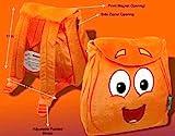 rescue pack - Dora The Explore : Diego Animal Resuer Plush Backpack