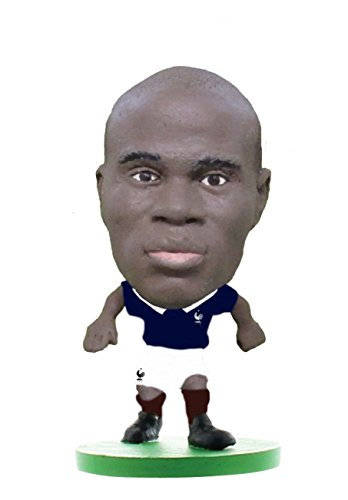SoccerStarz SOC1239 France N'Golo Kante Figure, Green