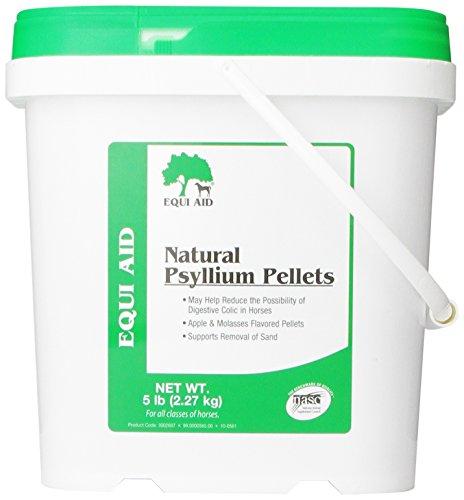Farnam Natural Psyllium Pellets 5 Pound
