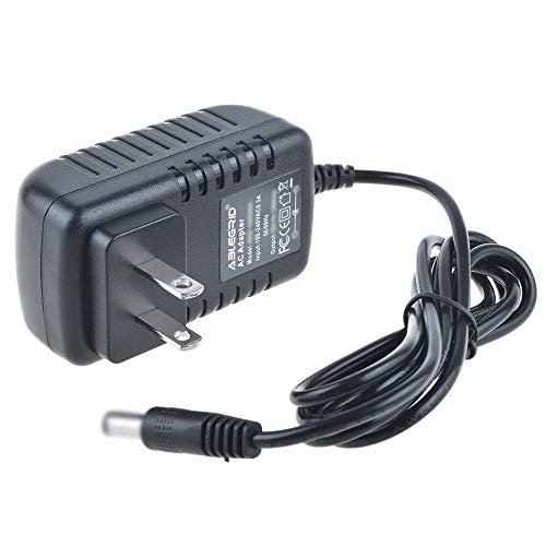 FYL AC Adapter for RCA DRC99382 Portable DVD Player Power Supply Cord Wall Charger