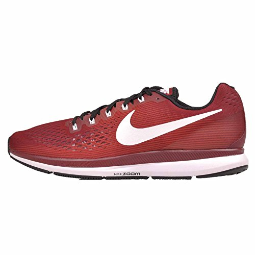 (NIKE Men's Air Zoom Pegasus 34 TB, Team Red/White-Black, 14 M US)