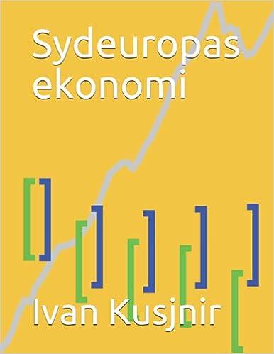 Sydeuropas ekonomi